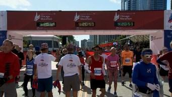 2019 Bank of America Chicago Marathon Finish Line Cam 12