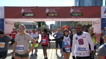 2019 Bank of America Chicago Marathon Finish Line Cam 15
