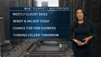 Chicago Weather Forecast: Winds of Change