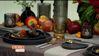Decorating Your Table For Fall