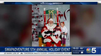 Swapadventure Helps Families During the Holidays