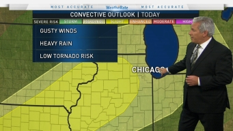 Chicago Weather Forecast: Severe Storms Possible