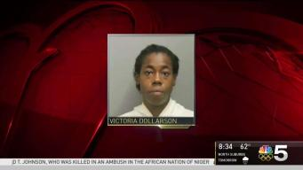 Woman Charged With Robbing Man on Brown Line