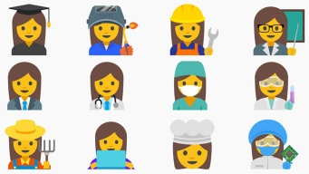 Google Wants New Emojis to Represent Professional Women