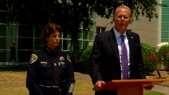 San Diego Mayor to Slain Officer's Kids: 'Your Dad is a Hero'