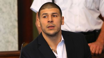 Aaron Hernandez Suicide Letters Released to Family