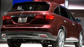Acura Recalls 360K SUVs Because Tail Lights Can Go Dark