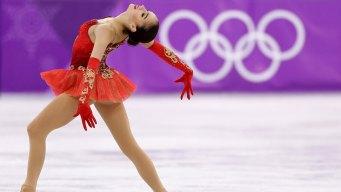 Alina Zagitova's Gold Medal Free Skate in PyeongChang