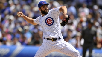 Jake Arrieta Loses Tattoo Bet With Tommy La Stella