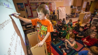 Classroom Gadgets: Supplies Go From Old School to High Tech
