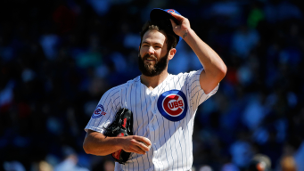 Jake Arrieta Chooses Creative Halloween Costume
