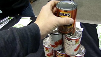 Auto Show Food Drive Helps Feed Homeless