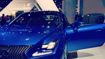 Auto Show Showcases Bests Vine/Instagram Videos