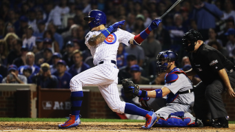 Baez Says Cubs 'Know We're the Best' Team in Baseball