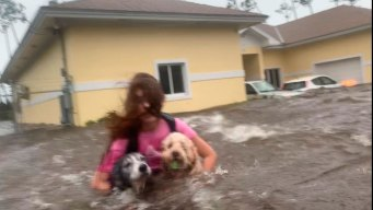 'Total Devastation': Hurricane Slams Parts of the Bahamas