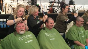 St. Baldrick's: A 'Brave Shave' for Children With Cancer
