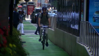 New Bicycle Law Gives Purpose to Grieving Widow's Pain