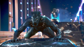 'Wauconda Forever!!!': Fans of 'Black Panther' Prank Suburb