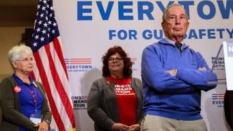 Bloomberg's New Hampshire Event Fuels White House Bid Talk