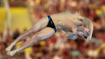 Boudia Wins Second Medal