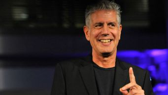 Chef Anthony Bourdain Reveals His Favorite Chicago Eateries