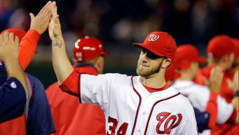 Bryce Harper Responds to Cubs Rumors