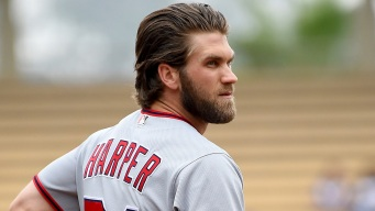 Report: White Sox 'In Touch' on Bryce Harper