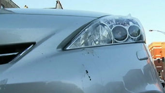 'Bump and Run' Thieves Make Off With Porsche in River North