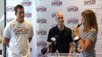 Rizzo Launches Cancer Campaign: 'Cancer Can't Compete'