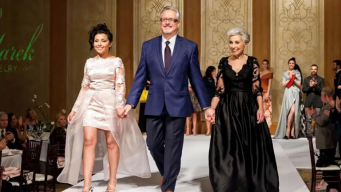 Cancer Survivor's Fashion Show Helps Others Cope