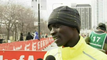 2018 Chicago Marathon Elite Runner: Stephen Sambu