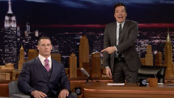 'Tonight': John Cena Shares a Special Message in Mandarin