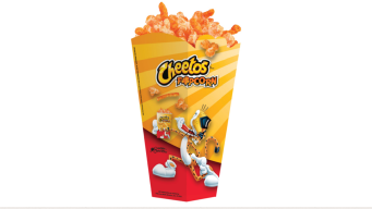 These Local Regal Cinemas Will Begin Selling Cheetos Popcorn