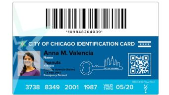 Chicago Unveils Municipal IDs to Be Available in March