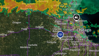 Storms Break Chicago's Heat Wave, Flood Some Areas