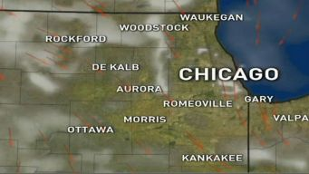 Saturday's Forecast