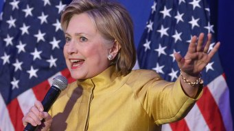 Hillary Clinton to Hold Fundraisers in Park Ridge, Chicago Thursday