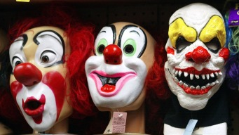 2 Arrests, Some Schools Closed Amid Clown Threats in Ohio