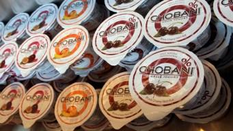 McDonald's Testing Chobani Yogurt
