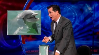 Late-Night Hosts Use Shutdown for Laughs