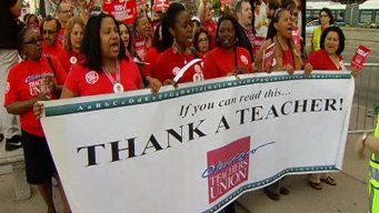 Teachers Overwhelmingly Ratify New Contract