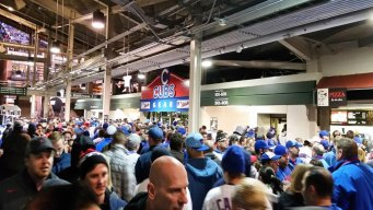 Cubs Sorry for Bathroom Problems at Home Opener