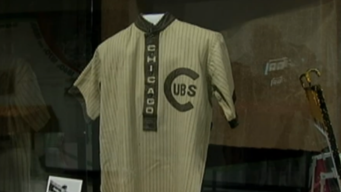 Sneak Peek: Cubs, Cardinals Rivalry Museum Artifacts