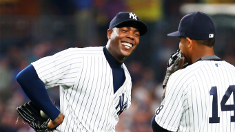 Cubs Acquire Aroldis Chapman From Yankees