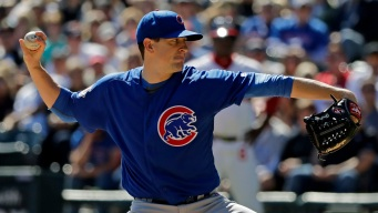 Schwarber Homers as Cubs Beat White Sox 6-1