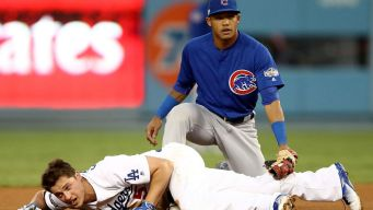 Dodgers Beat Cubs, Take 2-1 Lead in NLCS