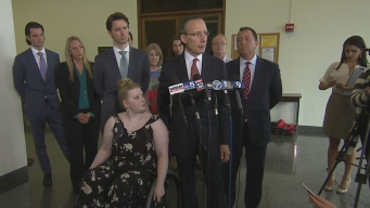 Jury Awards $148M to Dancer Paralyzed in Shelter Collapse