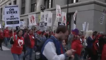 3rd Day of Chicago Teachers Union Strike