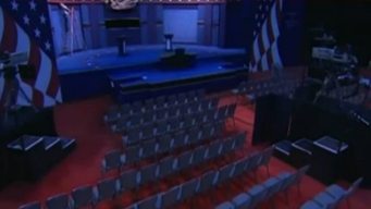 Monday Night Debate Could Influence Undecided Voters