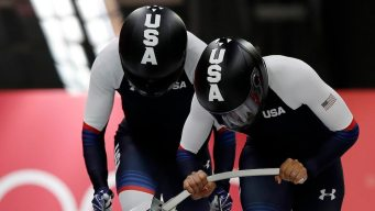 US Women Go for Gold in Final Runs of Bobsled